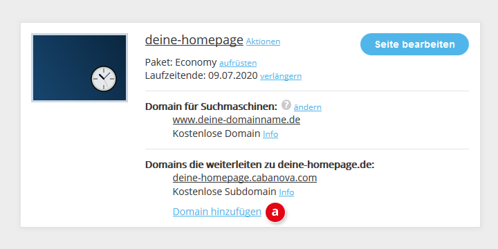domain-registrieren